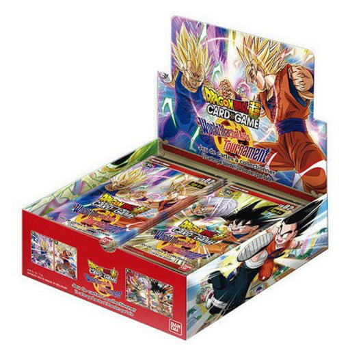 Dragon Ball Super World Martial Arts Tournament Booster - Pastime Sports & Games