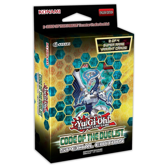 Yu-Gi-Oh! Code Of The Duelist Special Edition - Pastime Sports & Games