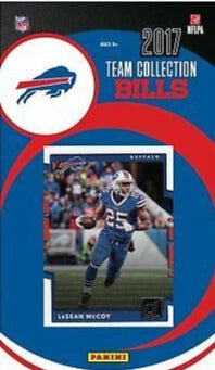 2017 Panini Buffalo Bills Team Collection - Pastime Sports & Games