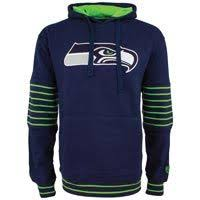 Old Time Football Seattle Seahawks Piper Hoodie - Pastime Sports & Games