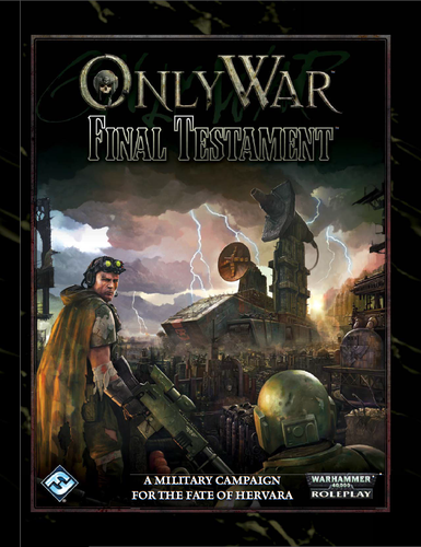 Warhammer 40,000 Roleplay Only War Final Testament - Pastime Sports & Games