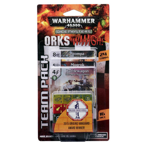 Dice Master Warhammer 40,000 Team Pack - Pastime Sports & Games