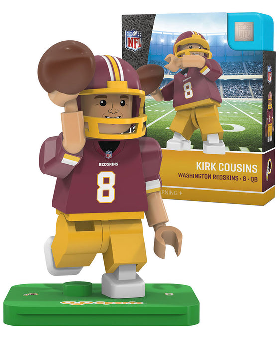 NFL Oyo Redskins Kirk Cousins - Pastime Sports & Games