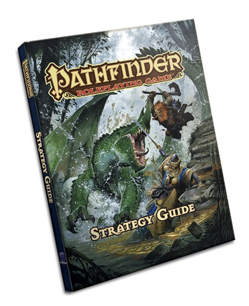 Pathfinder Roleplaying Game Strategy Guide - Pastime Sports & Games