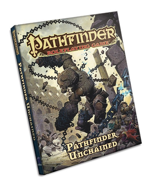 Pathfinder RolePlaying Game Unchained - Pastime Sports & Games