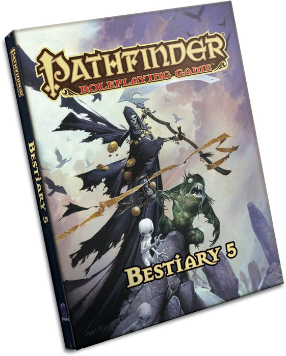 Pathfinder Roleplaying Game Bestiary 5 - Pastime Sports & Games