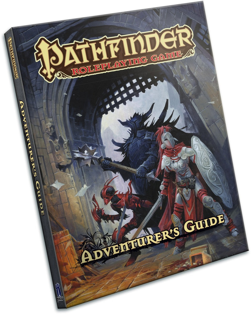 Pathfinder Roleplaying Adventurer's Guide - Pastime Sports & Games