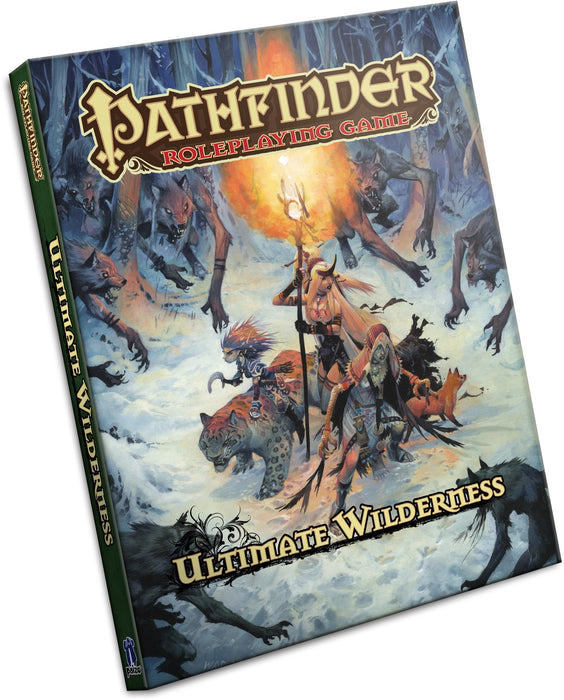 Pathfinder Roleplaying Game Ultimate Wilderness - Pastime Sports & Games