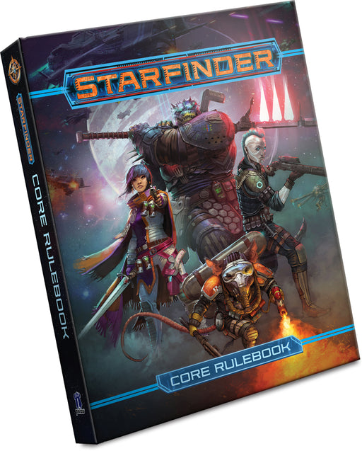 Starfinder Core Rulebook - Pastime Sports & Games