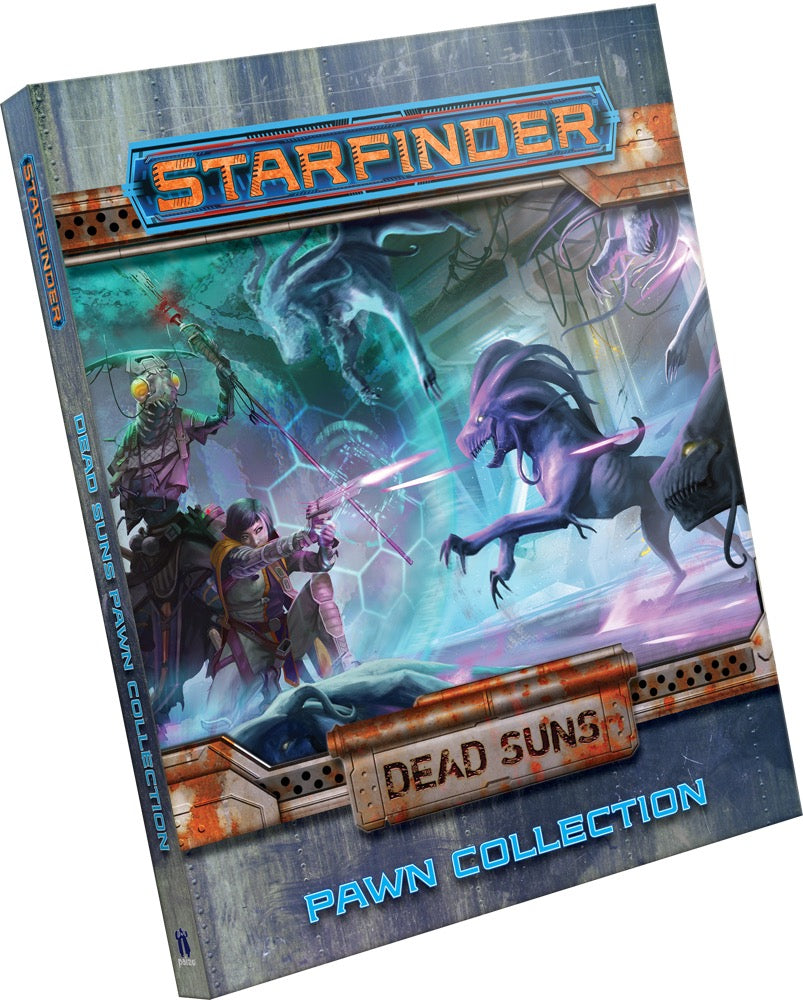 Starfinder Deadsuns Pawn Collection - Pastime Sports & Games