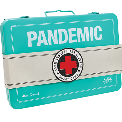 Pandemic 10th Anniversary Edition - Pastime Sports & Games