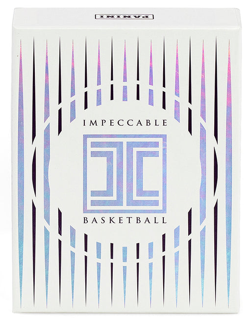 2019/20 Panini Impeccable Basketball Hobby - Pastime Sports & Games