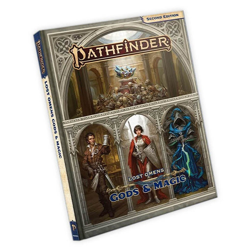 Pathfinder Second Edition Lost Omens Gods & Magic