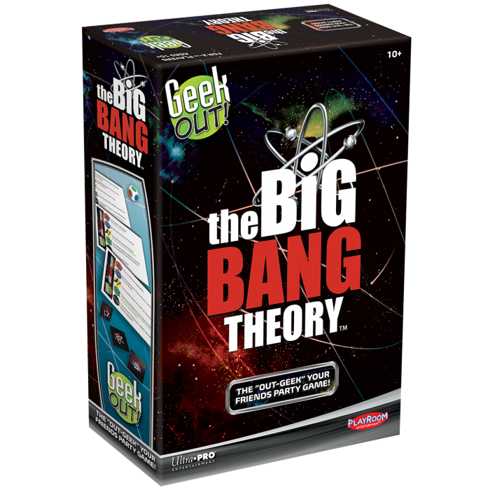 The Big Bang Theory - Pastime Sports & Games