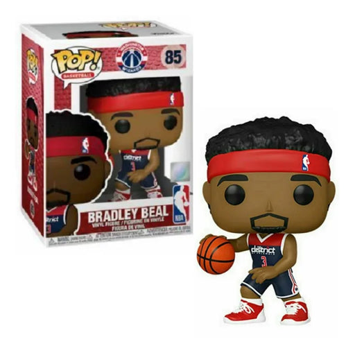 Funko Pop! NBA Basketball Washington Wizards Bradley Beal #85 - Pastime Sports & Games