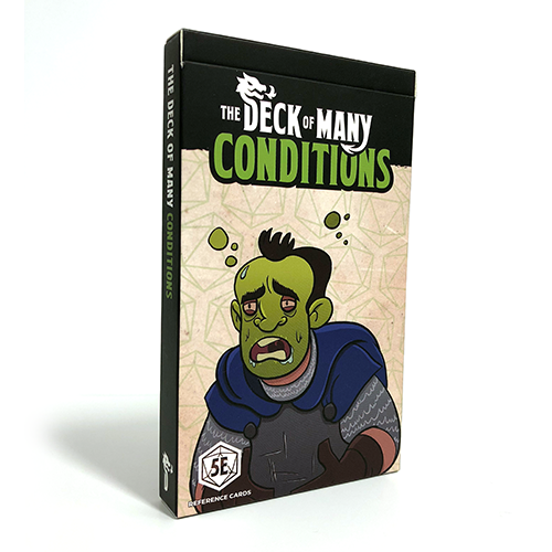 The Deck Of Many - Pastime Sports & Games