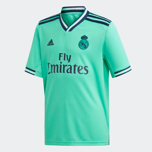 Real Madrid Adidas Alternate Green Jersey - Pastime Sports & Games