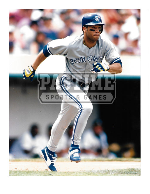 Roberto Alomar 8X10 Toronto Blue Jays (Running) - Pastime Sports & Games