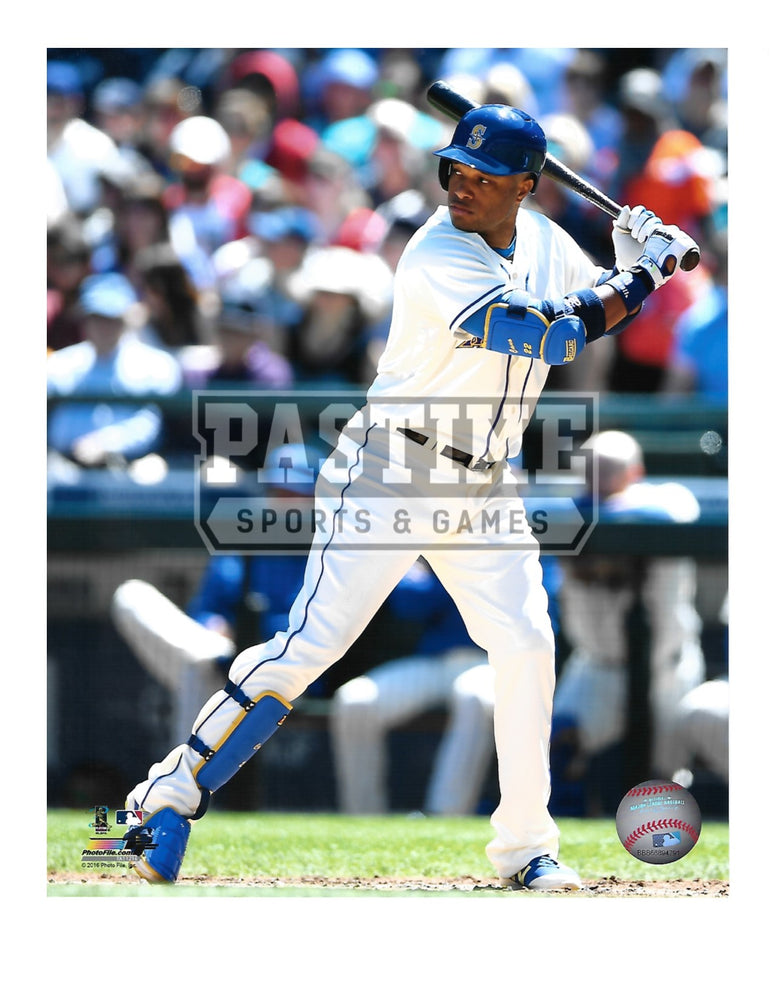 Robinson Cano 8X10 Seattle Mariners (At Bat) - Pastime Sports & Games