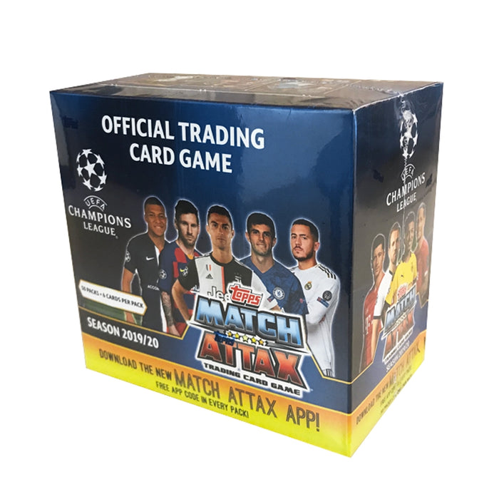 2019/20 Topps Match Attax Soccer Hobby - Pastime Sports & Games