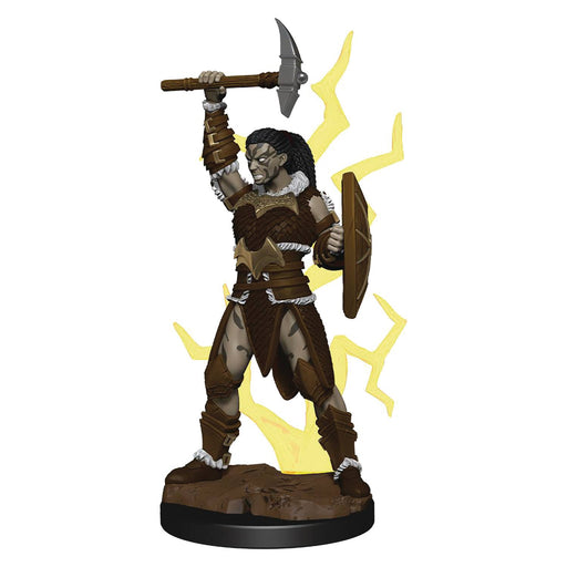 D&D Icons of the Realms Premium Miniatures Female Goliath Barbarian - Pastime Sports & Games