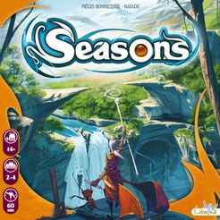 Seasons Main Game & Expansions (Sold Separately) - Pastime Sports & Games