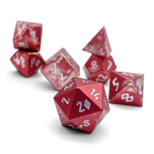 Norse Foundry 7pc RPG Wondrous Dice Set Sneak Attack - Pastime Sports & Games