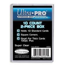 Ultra Pro 2-Piece Box - Pastime Sports & Games