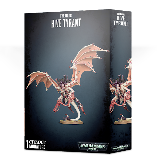 Warhammer 40,000 Tyranids Hive Tyrant (51-08) - Pastime Sports & Games