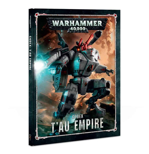 Warhammer 40,000 Codex T'AU Empire (56-01-60) - Pastime Sports & Games