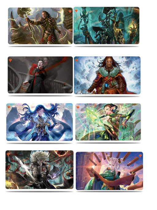Ultra-Pro Magic The Gathering Playmats - Pastime Sports & Games