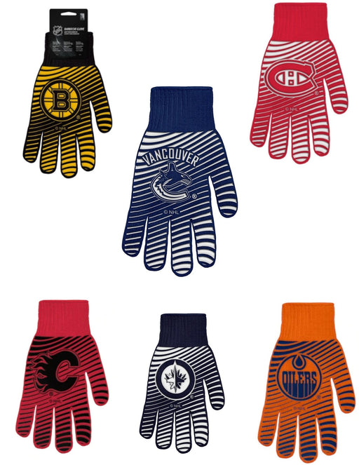 NHL BBQ Glove - Pastime Sports & Games