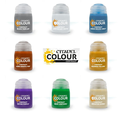 Citadel Colour Contrast Paint - Pastime Sports & Games