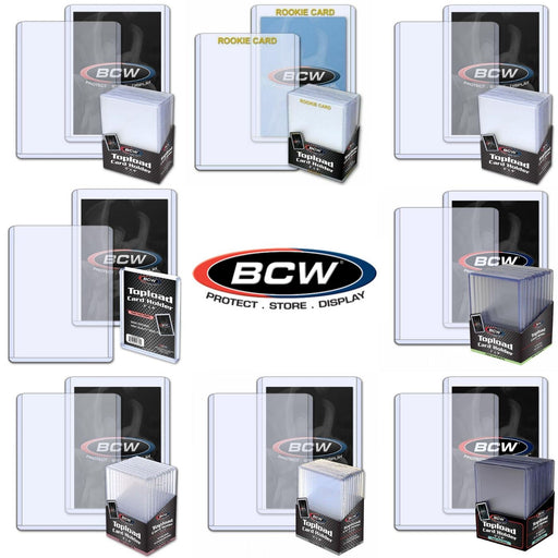 "BCW Topload Card Holder 3""X4"""