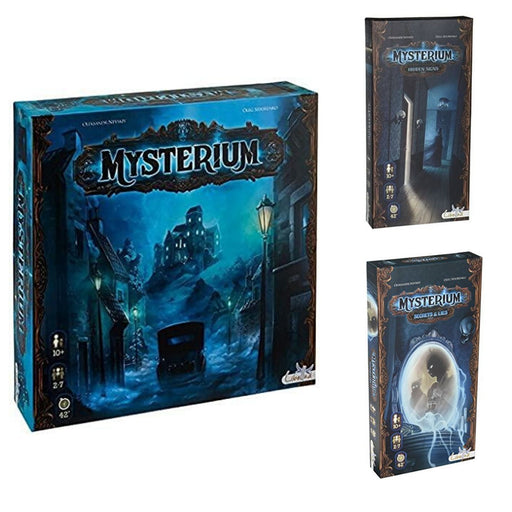 Mysterium Main Game & Expansions (Sold Separately) - Pastime Sports & Games