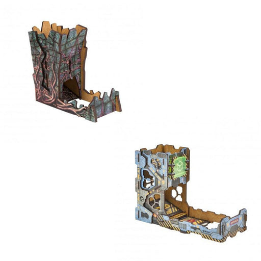 Q-Workshop Dice Towers - Pastime Sports & Games