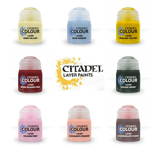 Citadel Colour Layer Paint