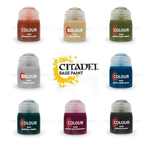 Citadel Colour Base Paint - Pastime Sports & Games