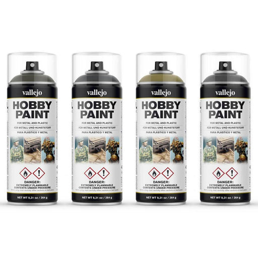 Vallejo AFV Color Spray Paint - Pastime Sports & Games