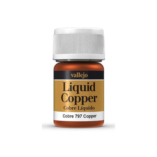 Vallejo Liquid Copper - Pastime Sports & Games