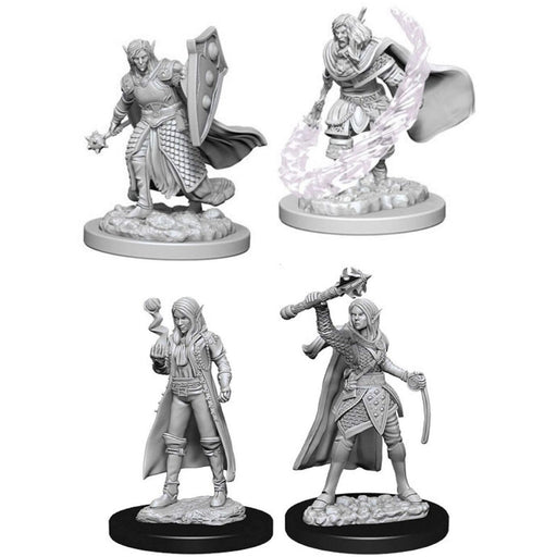D&D Nolzur's Marvelous Miniatures Elf Cleric - Pastime Sports & Games