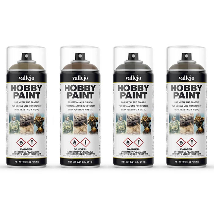 Vallejo Infantry Color Spray Paint - Pastime Sports & Games