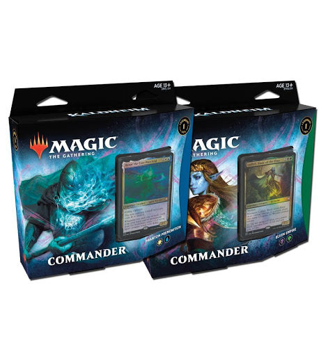 Magic the Gathering Kaldheim Commander Deck - Pastime Sports & Games