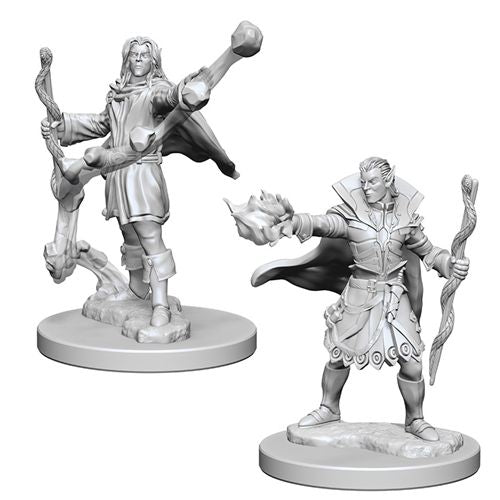 Pathfinder Battles Deep Cuts Elf Male Sorcerer W1 (72605) - Pastime Sports & Games