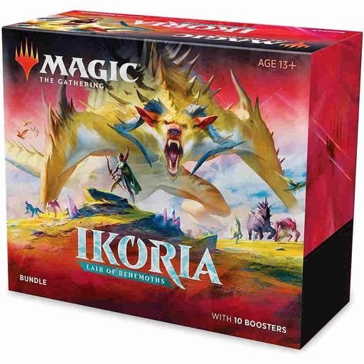 Magic The Gathering Ikoria Lair Of The Behemoths Bundle - Pastime Sports & Games