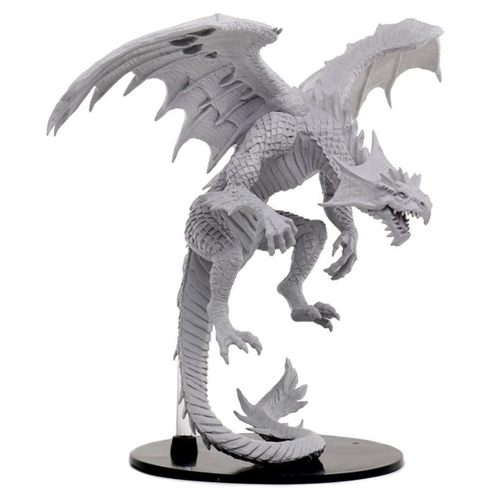 Pathfinder Battles Deep Cuts Gargantuan White Dragon (73145) - Pastime Sports & Games