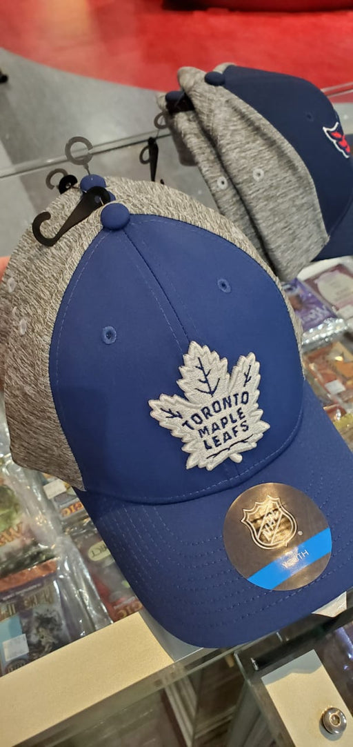 Toronto Maple Leafs Hockey Youth Stretch Hat (Blue Adidas) - Pastime Sports & Games