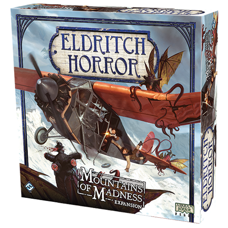 Eldritch Horror: Mountains Of Madness - Pastime Sports & Games
