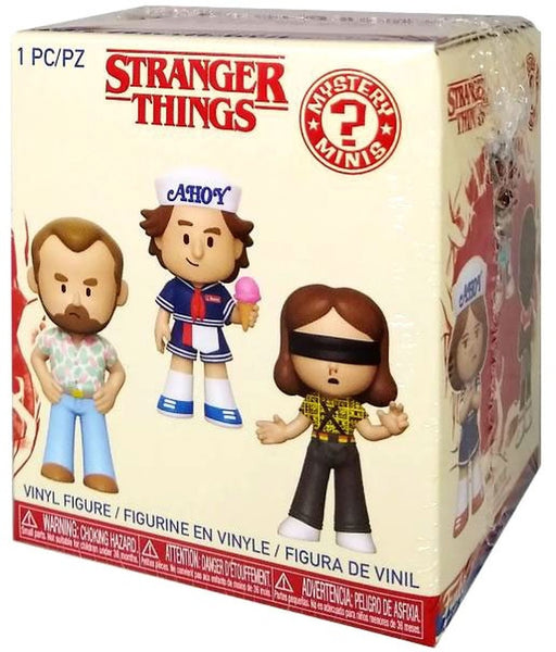 Funko Stranger Things Mystery Minis - Pastime Sports & Games