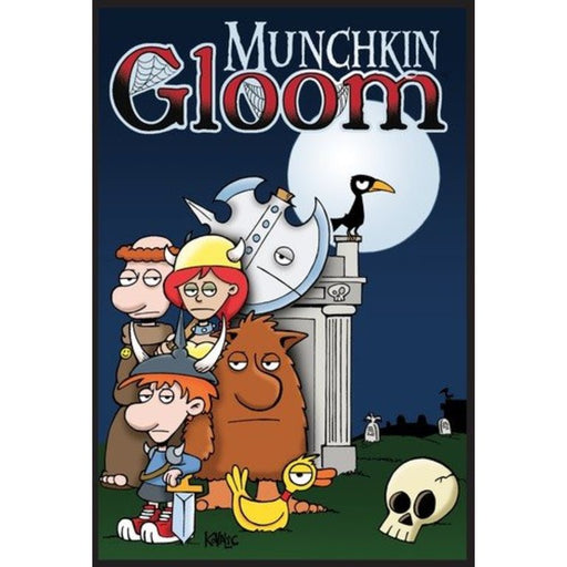 Munchkin Gloom - Pastime Sports & Games